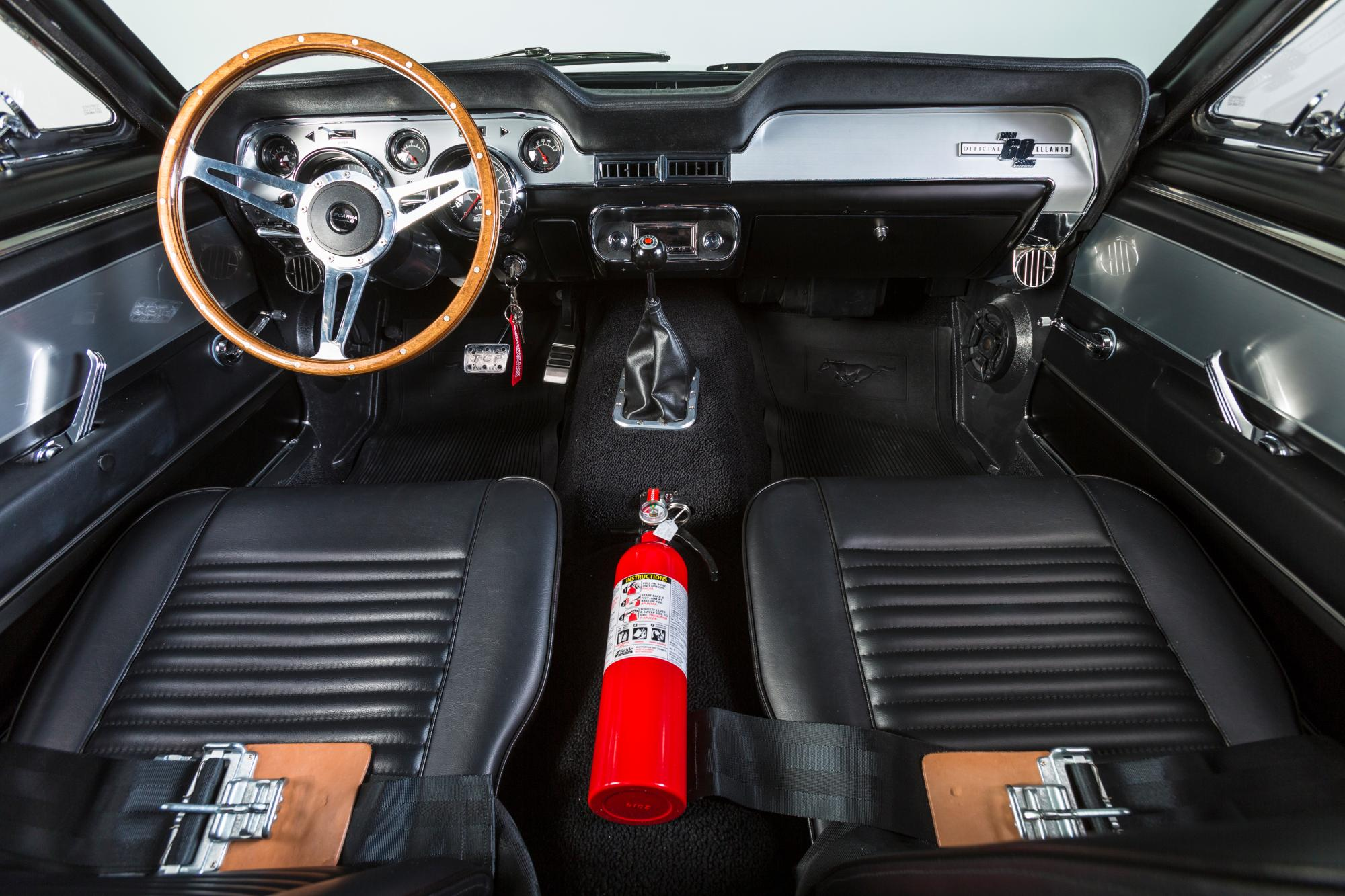 Interior Eleanor Mustang Official Licensed Gone In 60 Seconds Builder 1967 Ford Mustang Fastback For Sale Buy Gt 500 E Super Car Cobra Snake Tribute Replica Clone Tulsa Oklahoma